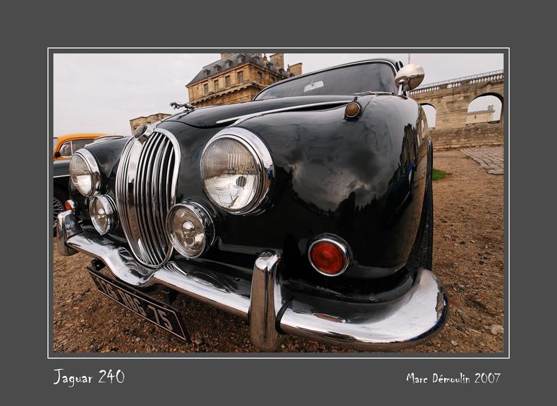 JAGUAR 240 Vincennes - France