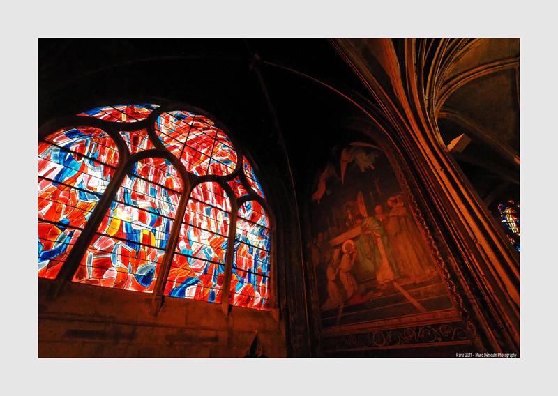 A tour in Saint-Germain 2