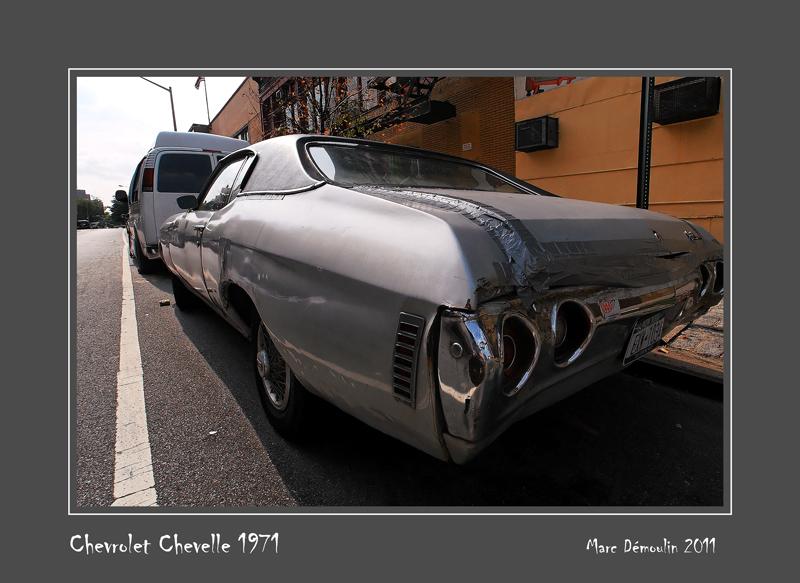 CHEVROLET Chevelle 1971 Harlem - USA