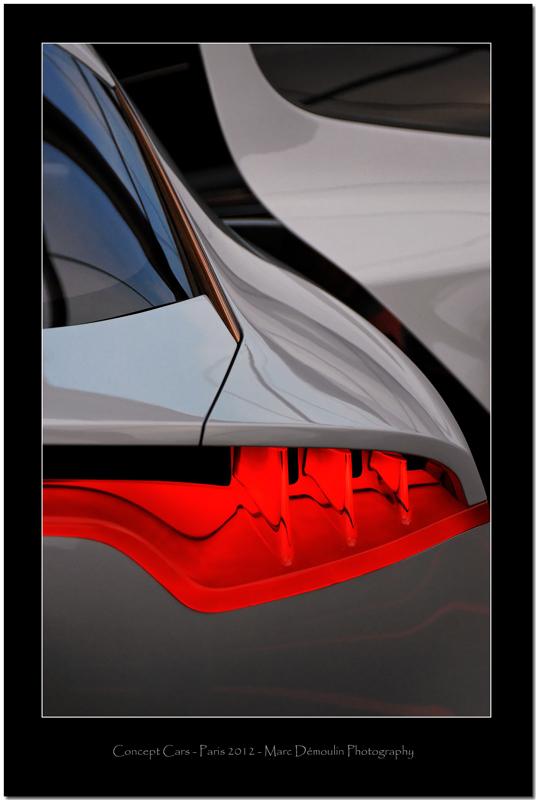 Concept Cars Paris 2012 - 8
