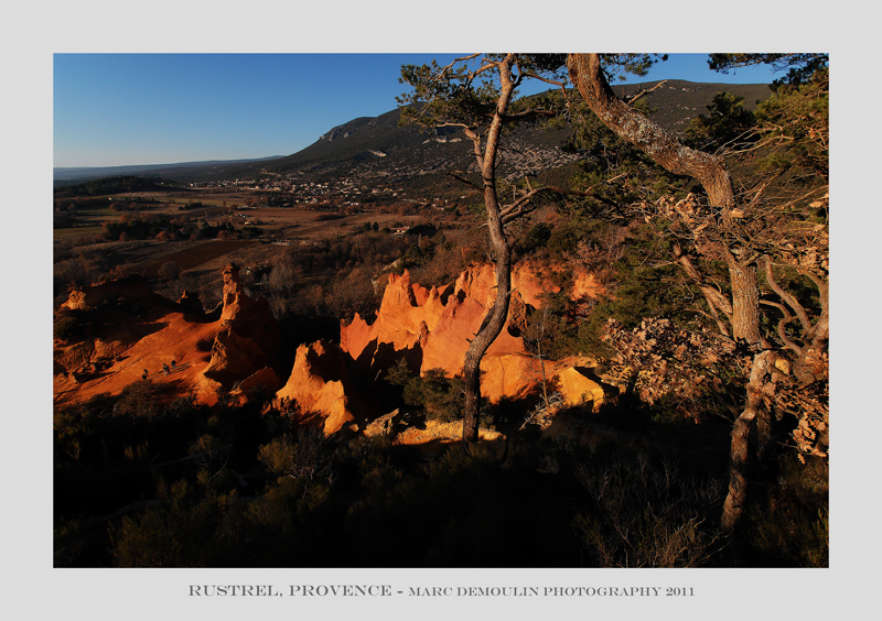 Provence, Rustrel