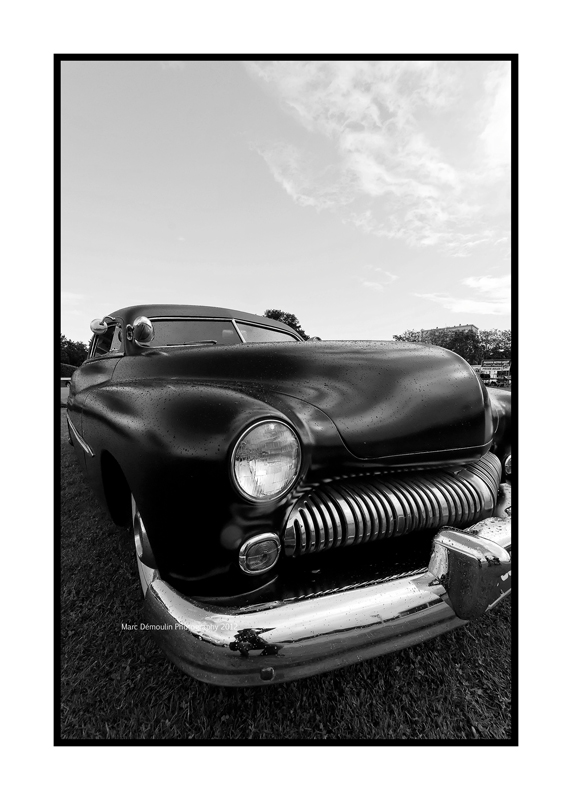 Mercury 1940, Caen