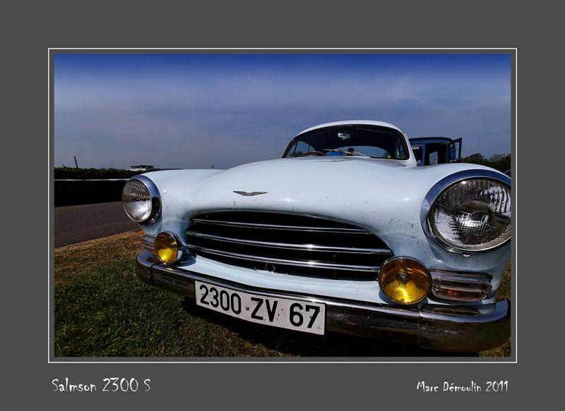 SALMSON 2300S Magny-Cours - France