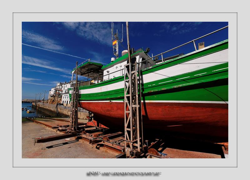 Boats 74 (Tapia de Casariego)