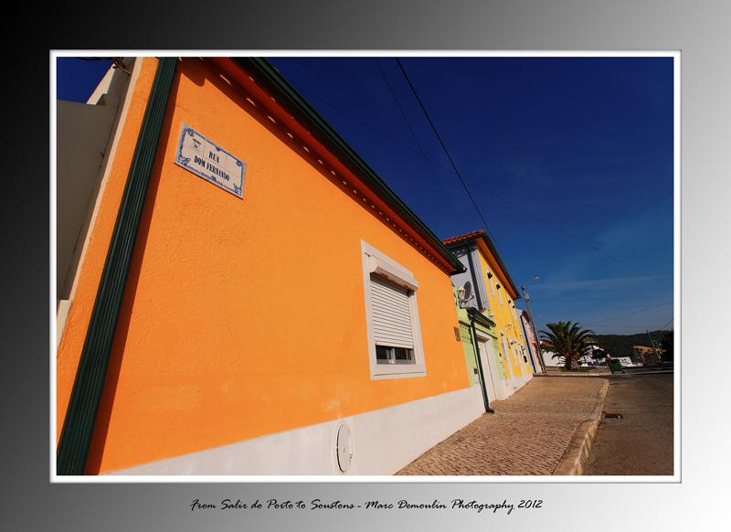 From Salir do Porto to Soustons 24