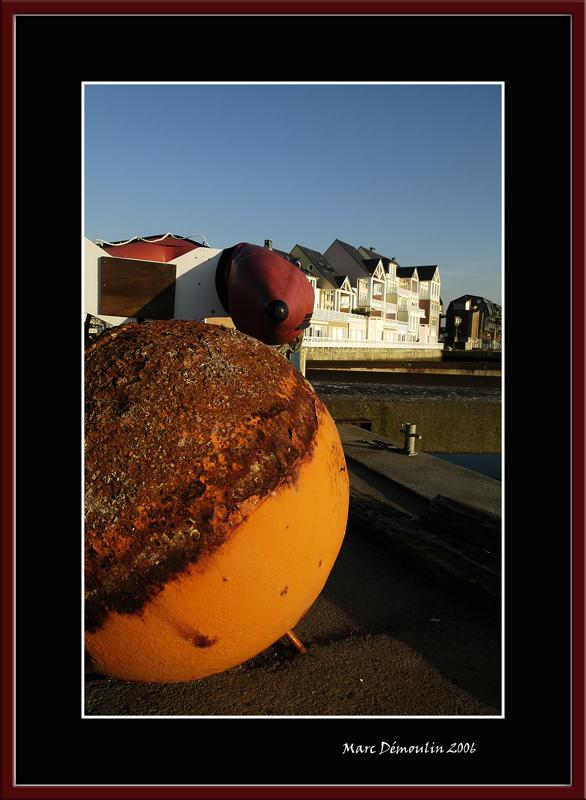 Deauville, harbour 2