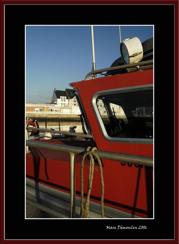 Deauville, harbour 5