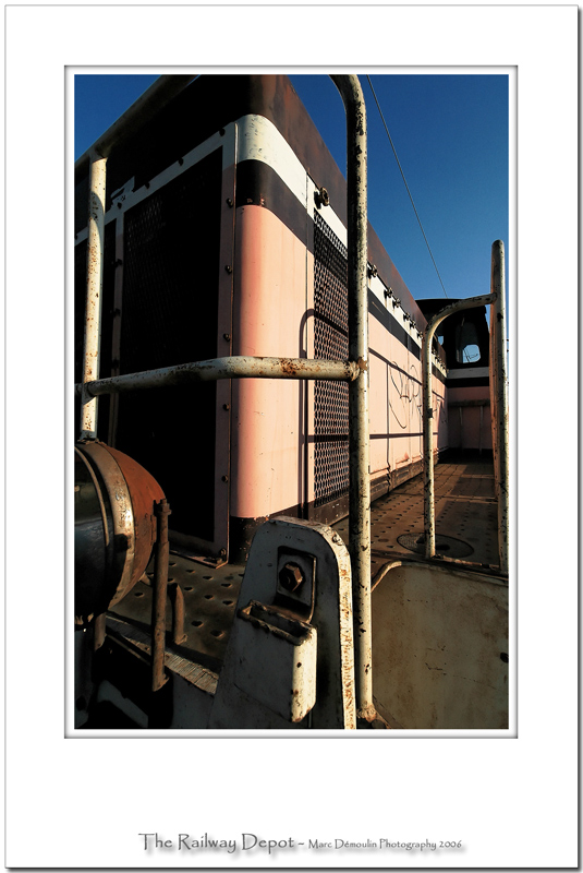 The railway depot 5