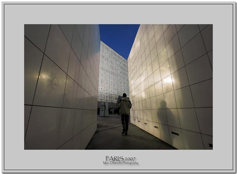 Institut du monde arabe 1