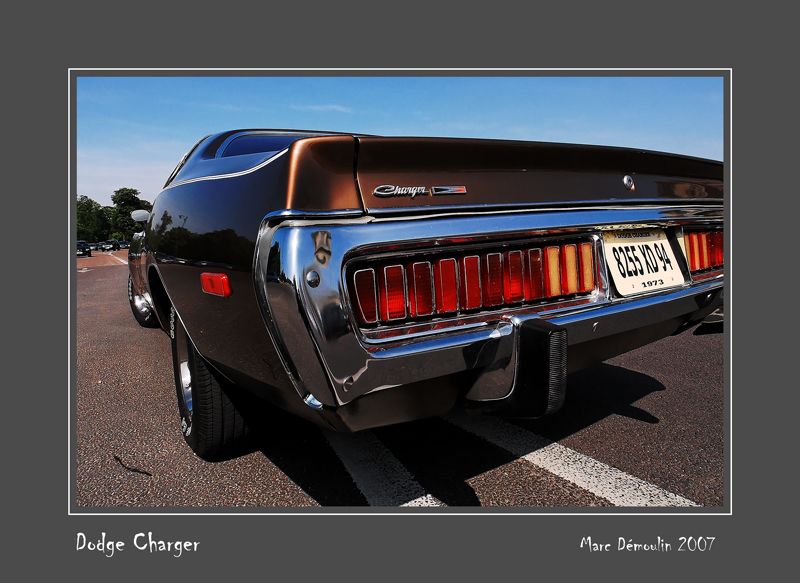 DODGE Charger Vincennes - France