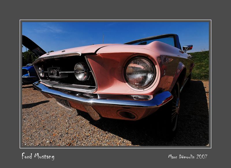 FORD Mustang Vincennes - France