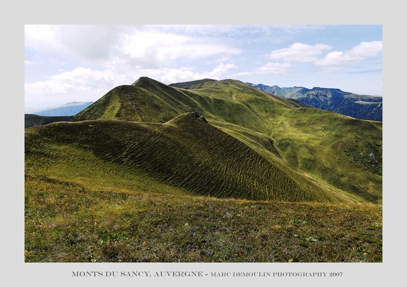 Auvergne, Monts du Sancy 1