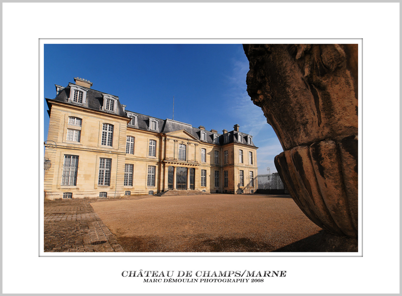Champs sur Marne (94) 5