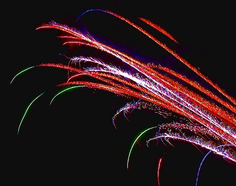 Margies 50th Fireworks 20090823