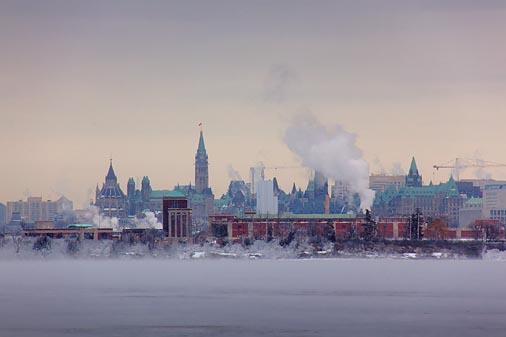 Frosty Ottawa 20091230