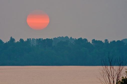 Humid Sunrise 20100706