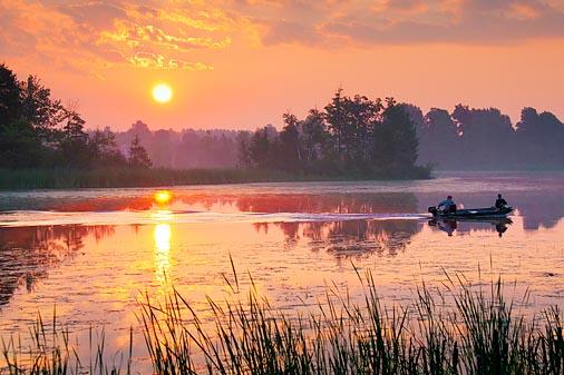 Sunrise Fishers 20100707
