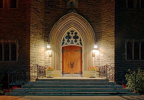Church Door 20100803