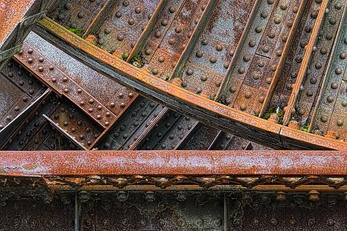 Rusting Bridge 20110418