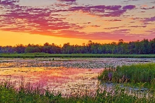 Swale Sunrise 20110713