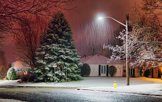 Snowy Night 19489-92