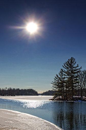 Whitefish Lake 20120108