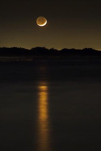 Moonset 20061222