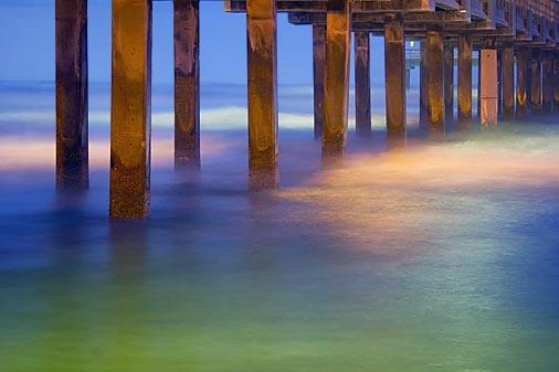 Pier At Dawn 48315