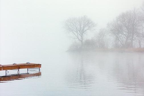 Foggy River 20070426