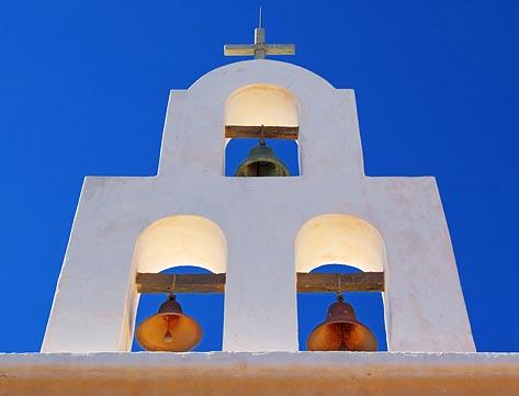 San Xavier del Bac Mission Bells 74207