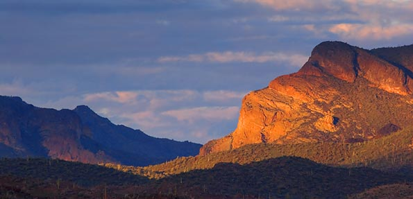Goldfield Mountains 80926