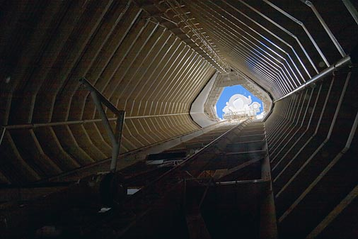 Solar Telescope Interior 85132