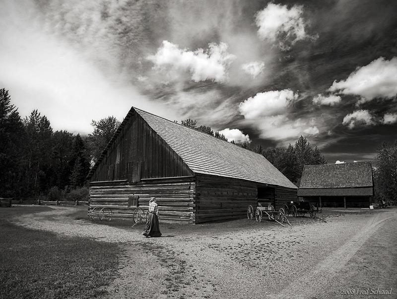 Cottonwood House - The Barn