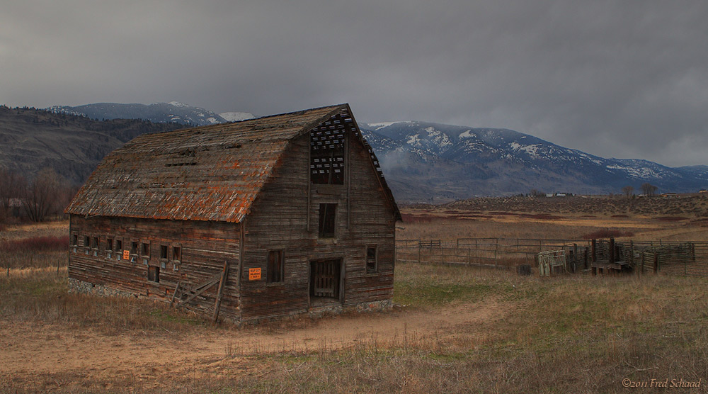 Haynes Ranch Barn