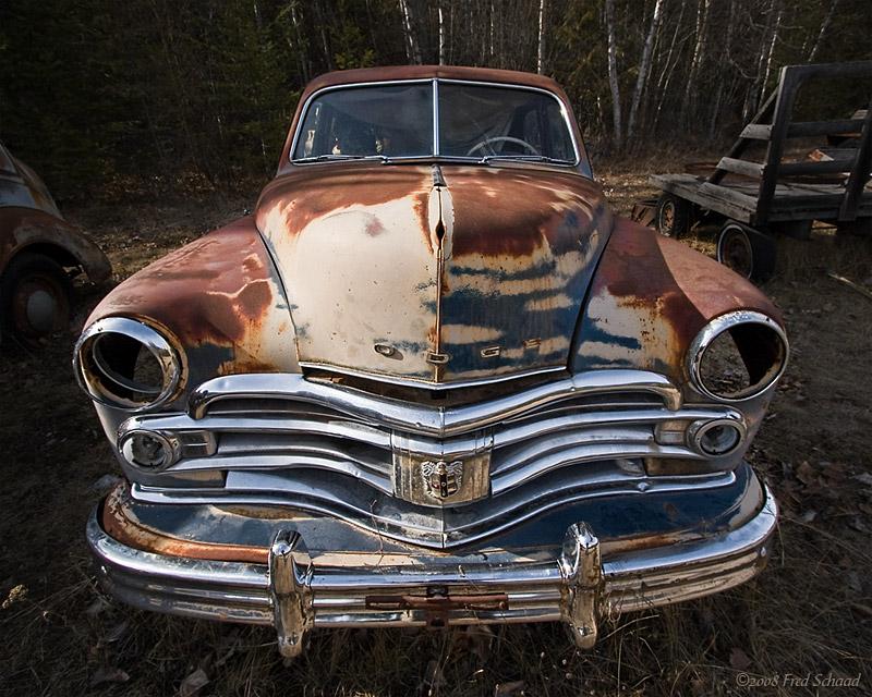 1950 Dodge (colour)