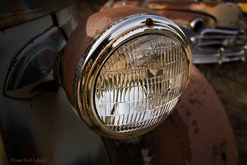 Plymouth Headlamp
