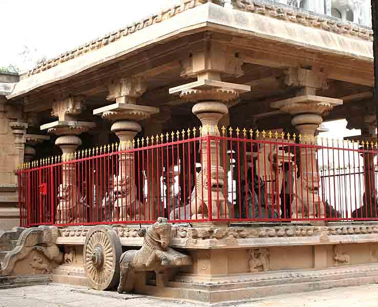 Thiruvakkarai Vakkrakali Amman Temple.