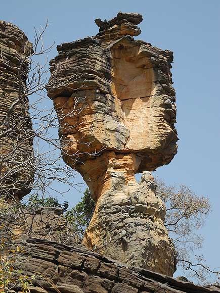 Rocks of Douna, Burkina Faso