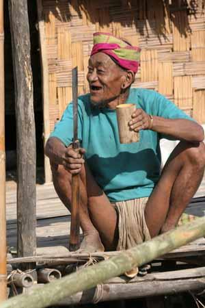 Man from Laju