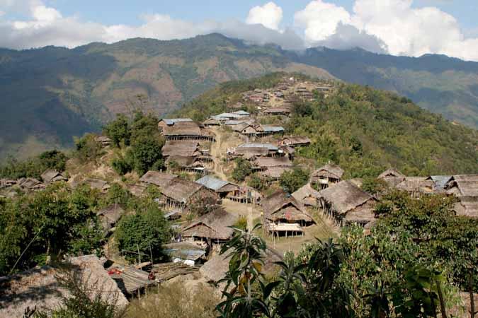 Laju village
