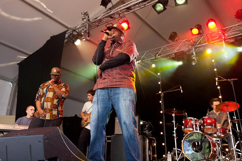 Medkillah & the hip hop dynamic band