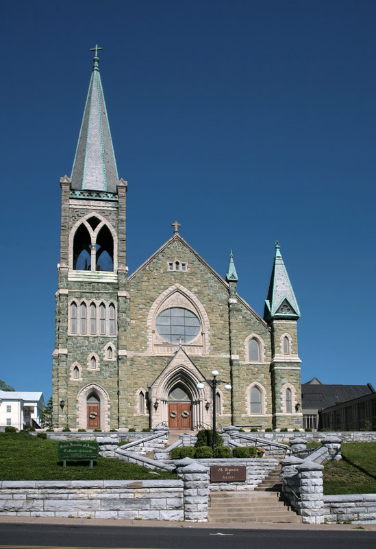 St. Francis of Assisi, Augusta Street