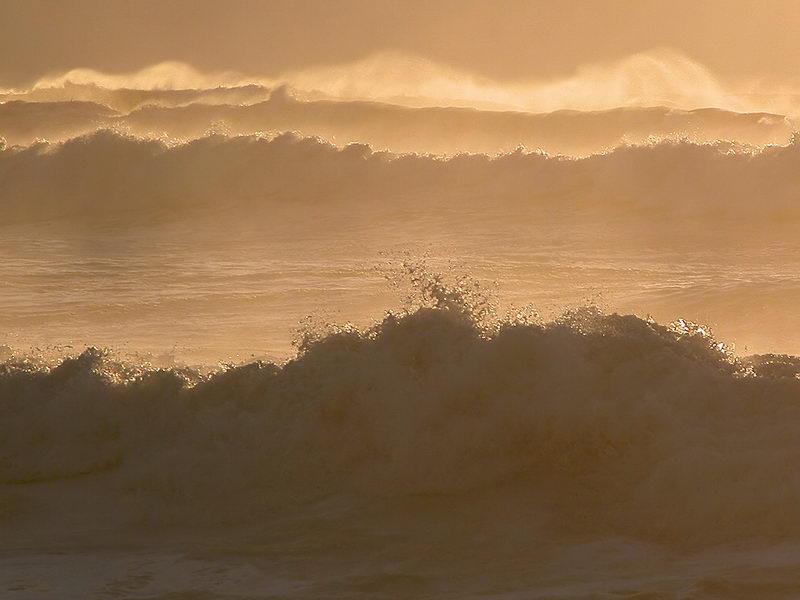 Sunset swell #2