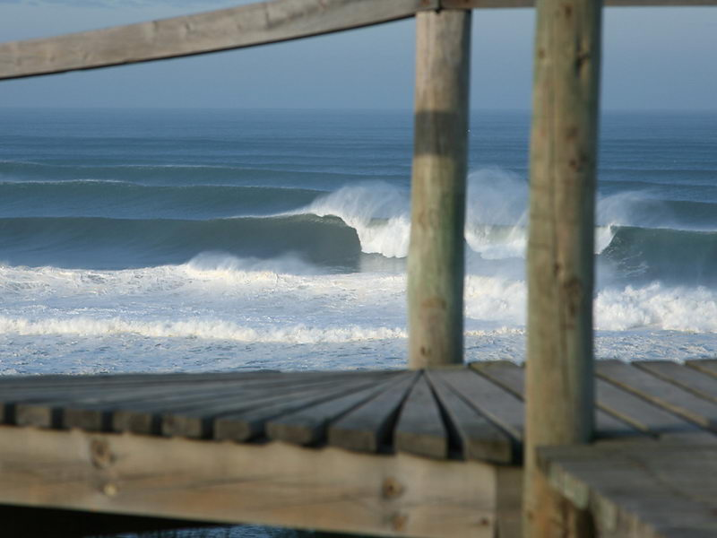 Ground swell #1