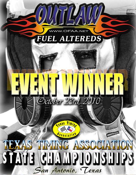 OFAA Texas State Championship Plaque 2010