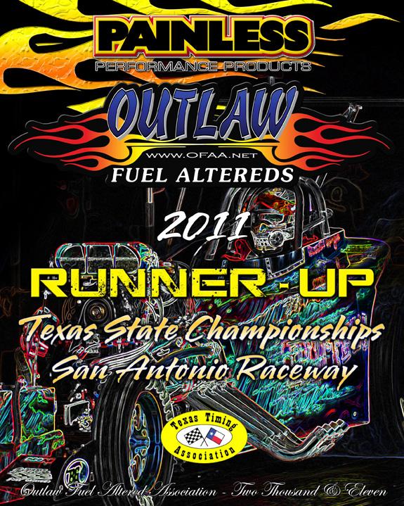 2011 OFAA Winner Plaque Sample
