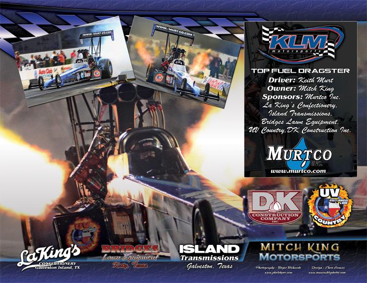 Keith Murt Top Fuel 2012