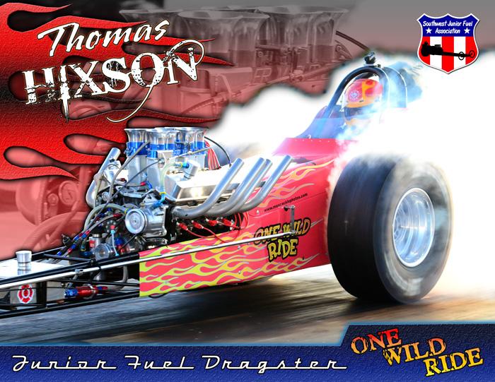 Thomas Hixson SWJFA 2012