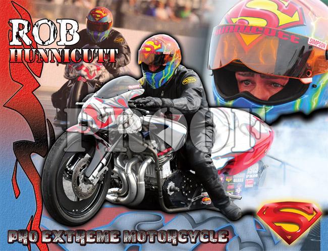 Rob Hunnicutt ADRL Bike 2012
