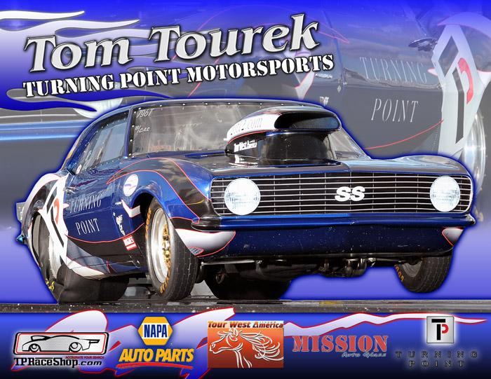 Tom Tourek 2012